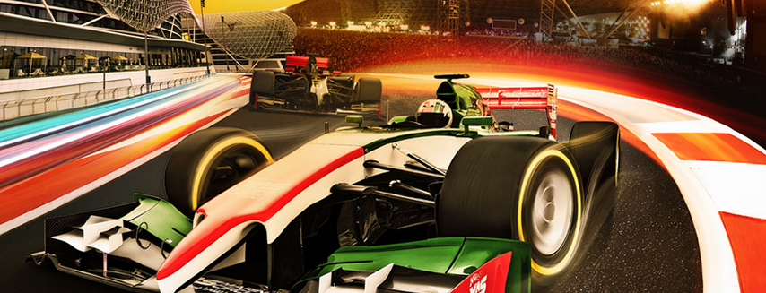 2014 Abu Dhabi F1 Grand Prix competition
