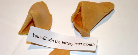 win the lottery online